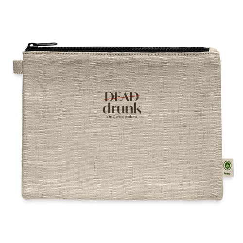 OUR FIRST MERCH - Carry All Pouch