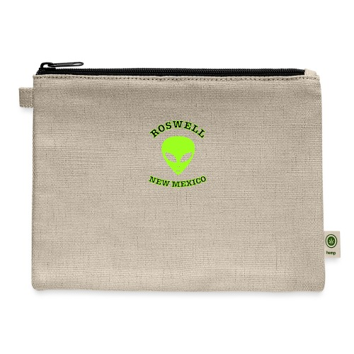 Roswell New Mexico - Carry All Pouch
