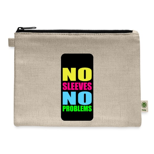 neonnosleevesiphone5 - Carry All Pouch