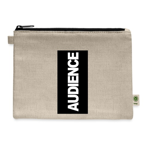 audenceblack5 - Carry All Pouch