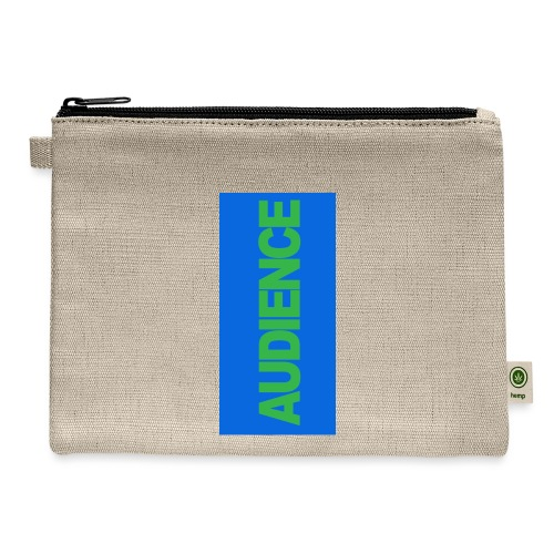 audiencegreen5 - Carry All Pouch