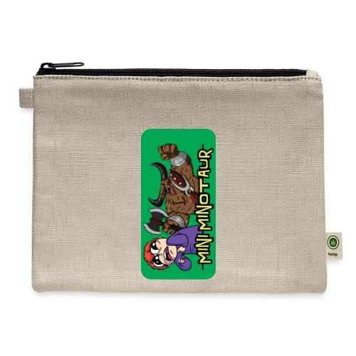 Mini Minotaur iPhone 5 - Carry All Pouch