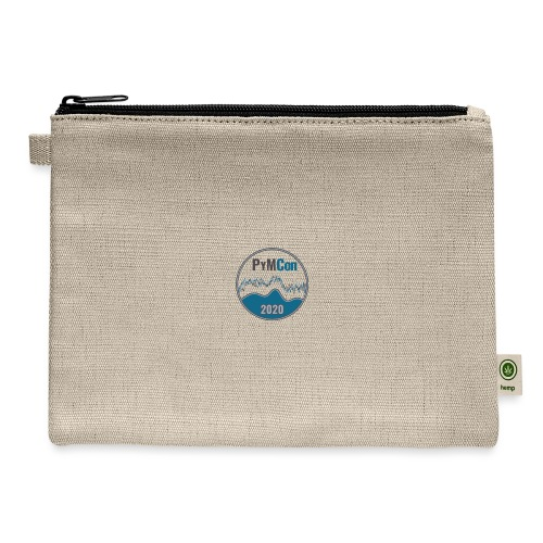 PyMCon Logo - Carry All Pouch