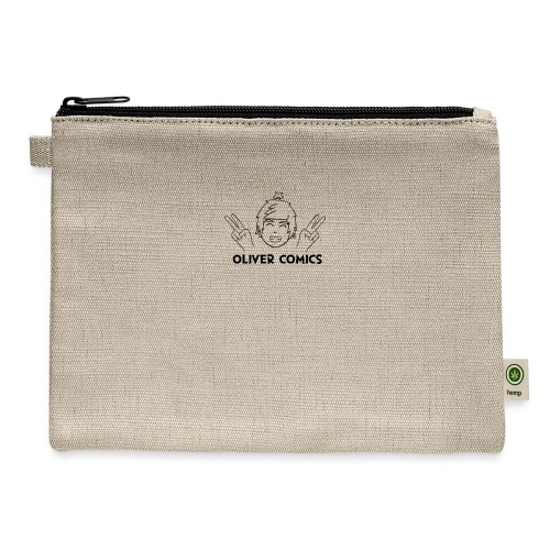 New LOGO - Carry All Pouch
