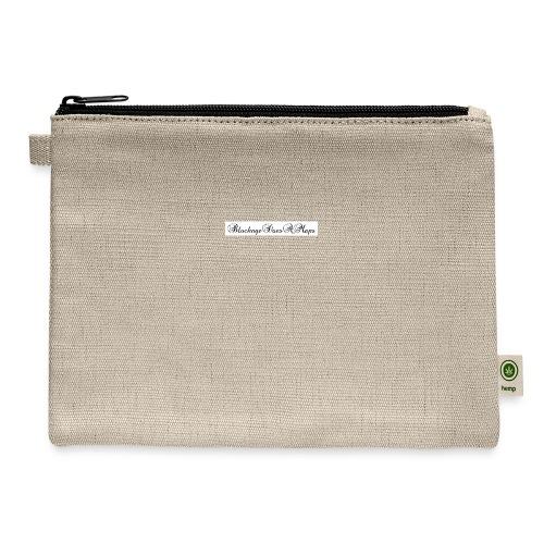 Fancy BlockageDoesAMaps - Carry All Pouch