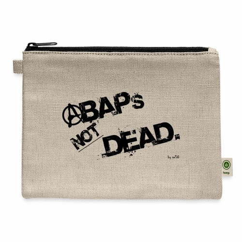 ABAPs Not Dead. - Carry All Pouch