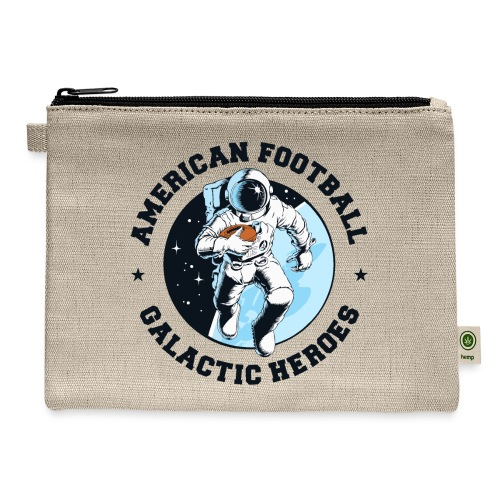 american football game - Carry All Pouch