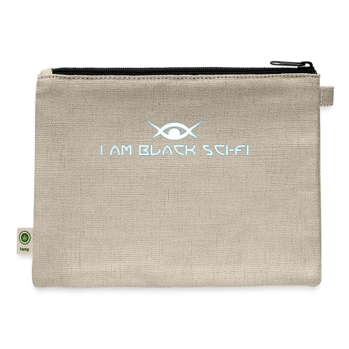 IAMBSF Logo and Text png - Carry All Pouch