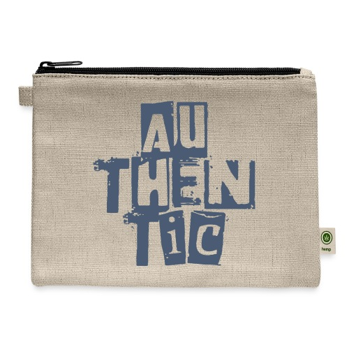 authentic original tshirt - Carry All Pouch