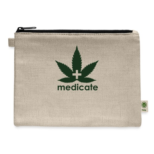 Medicate Supporter - Carry All Pouch