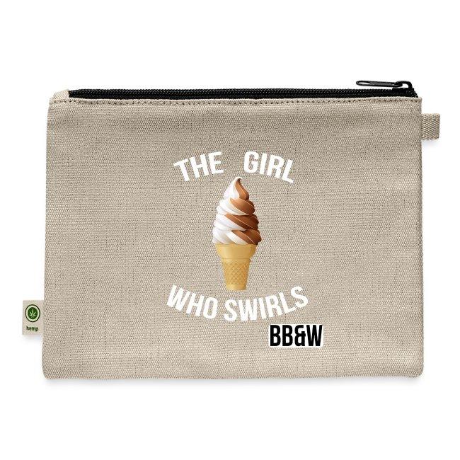 Girl Who Swirch totoe bag