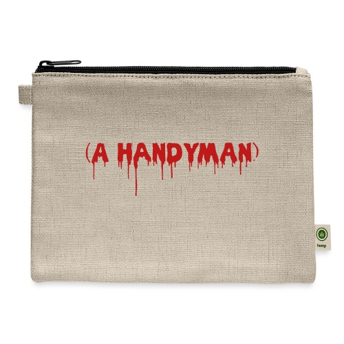 A Handyman - Carry All Pouch