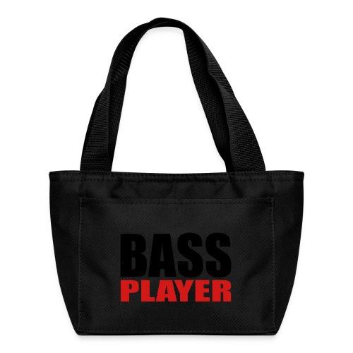 Bass Player - Lunch Bag