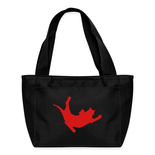 Fly Cat - Lunch Bag