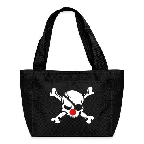 Jolly Roger Clown - Lunch Bag
