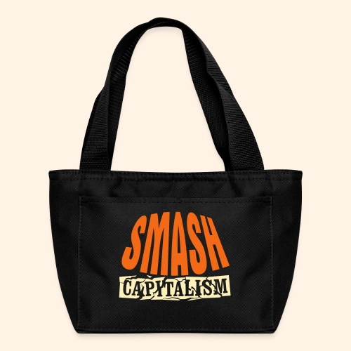 Smash Capitalism - Lunch Bag
