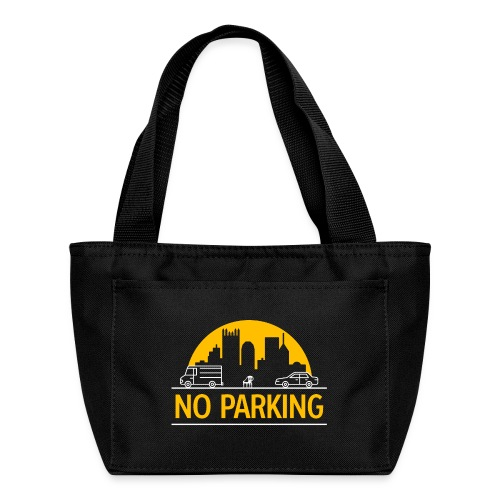 No Parking - Lunch Bag
