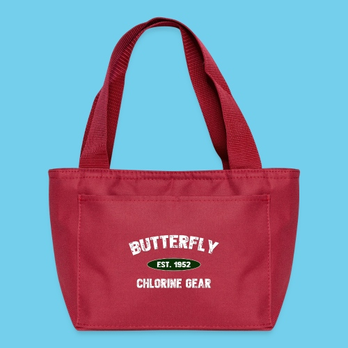 Butterfly est 1952-M - Lunch Bag