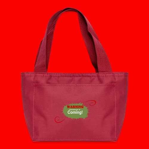 Christmas_is_Coming - Lunch Bag