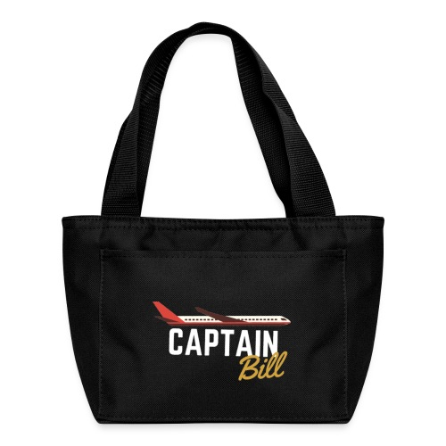 Captain Bill Avaition products - Lunch Box