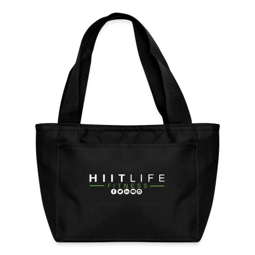 hlfsocialwht - Lunch Bag