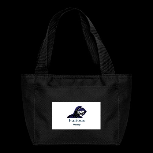 savage hoddie - Lunch Bag