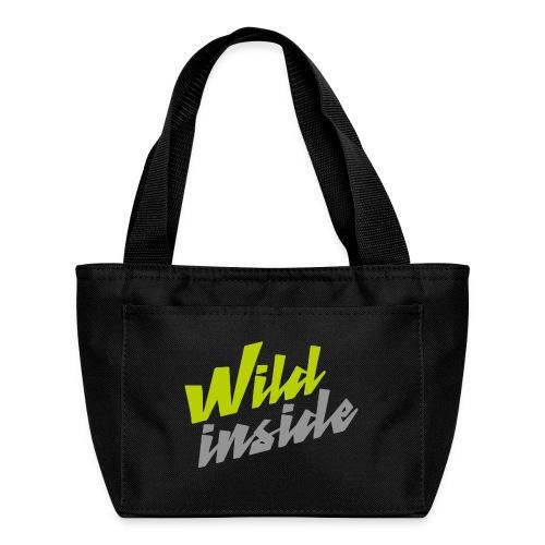 wild inside - Lunch Bag
