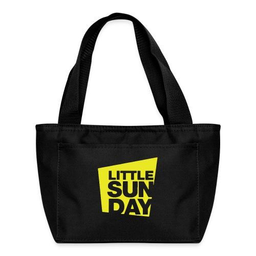 littleSUNDAY Official Logo - Lunch Bag