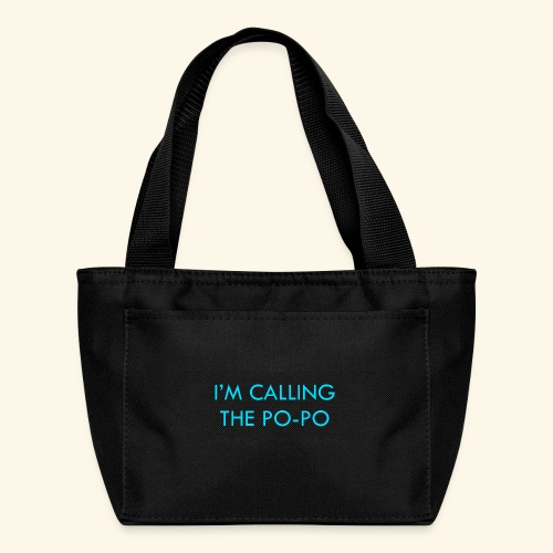 I'M CALLING THE PO-PO   ABBEY HOBBO INSPIRED - Lunch Box