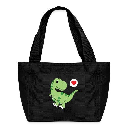 Dinosaur Love - Lunch Bag