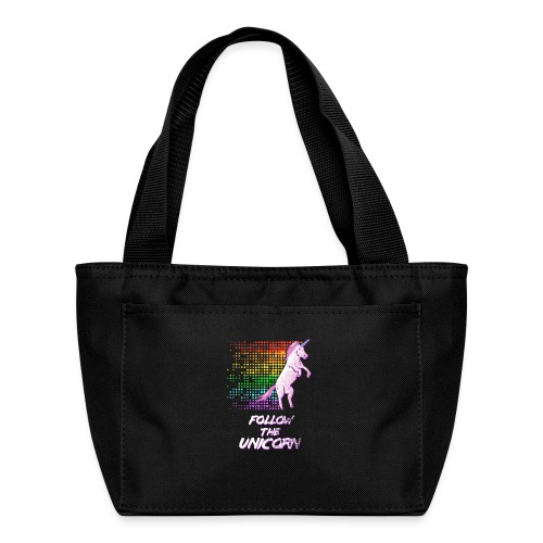 Follow The Unicorn - Lunch Bag