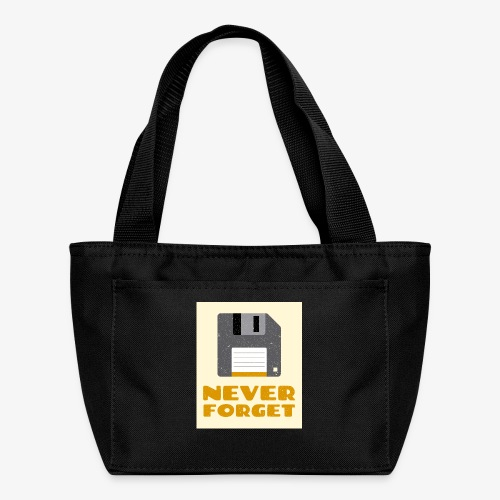 Never Forget - Lunch Bag