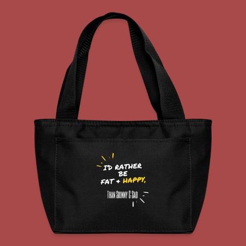 Fat & Happy Official Gear - Lunch Bag