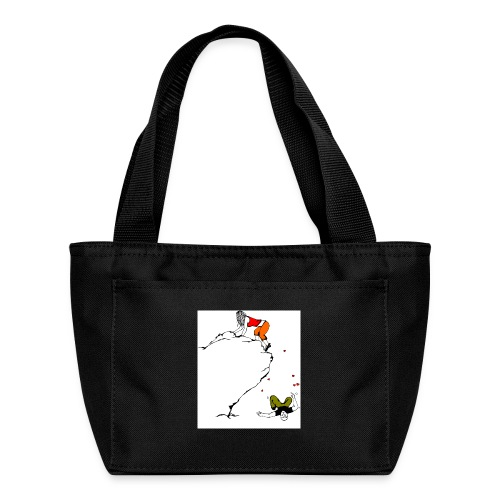 Lady Climber - Lunch Bag