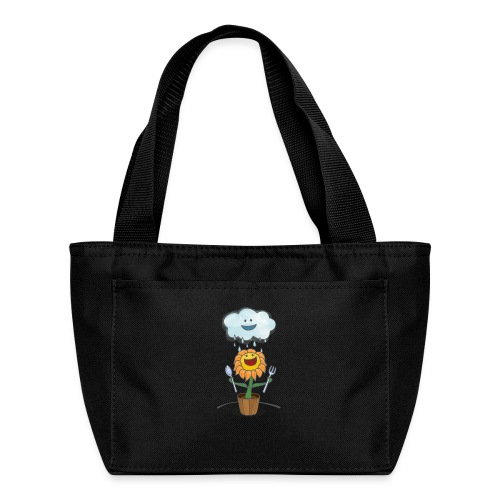 Cloud & Flower - Best friends forever - Lunch Bag