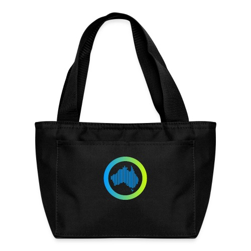 Gradient Symbol Only - Lunch Bag