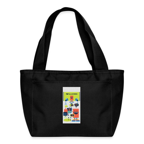iphone5screenbots - Lunch Bag