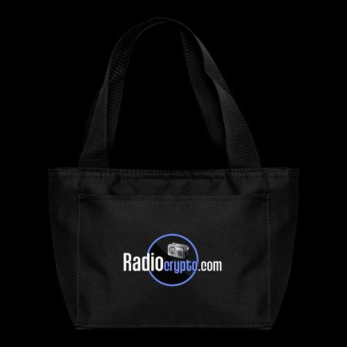 RadioCrypto Logo 1 - Lunch Bag