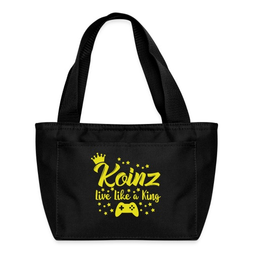 Live Like A King - Lunch Bag