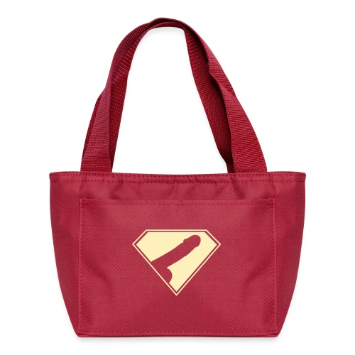 Supercock 1 - Lunch Bag