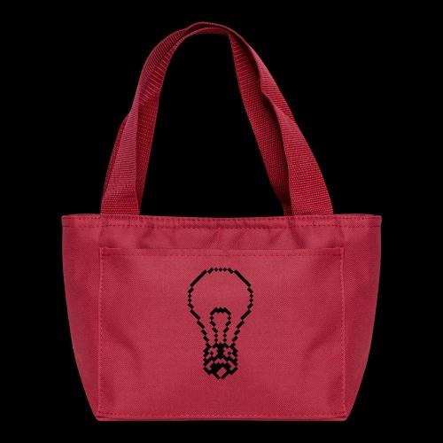 lightbulb - Lunch Bag