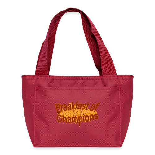 Breakfast of Champions - Lunch Bag