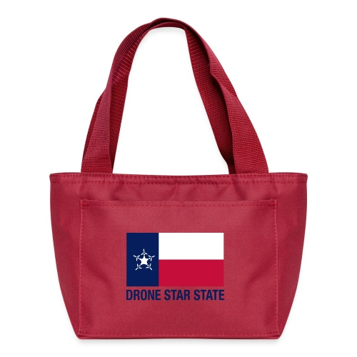 Drone Star State - Long Sleeve - Lunch Bag