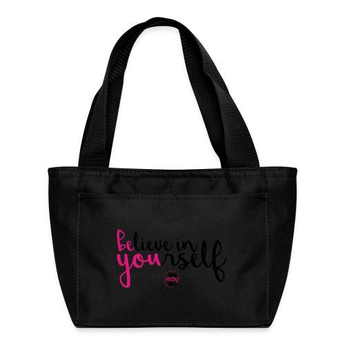 BE YOU shirt design w logo - Lunch Bag