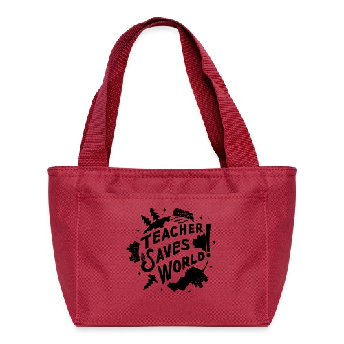 TSW! Retro World Design - Lunch Bag