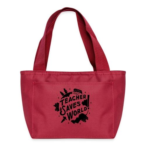 TSW! Retro World Design - Lunch Bag