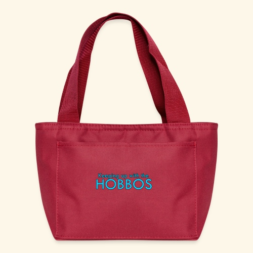 KEEPING UP WITH THE HOBBOS | OFFICIAL DESIGN - Lunch Bag