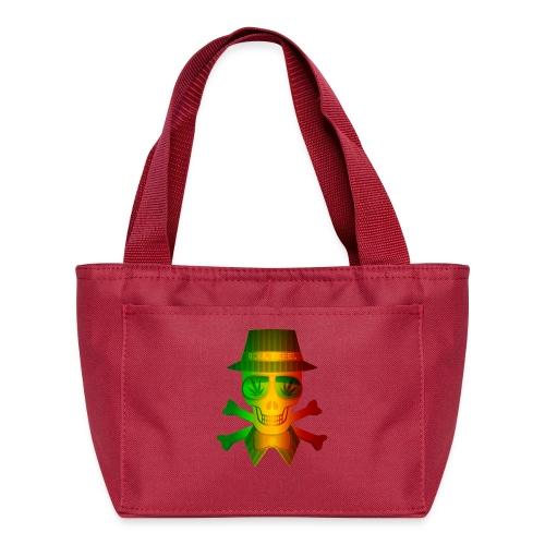 Rasta Man Rebel - Lunch Bag