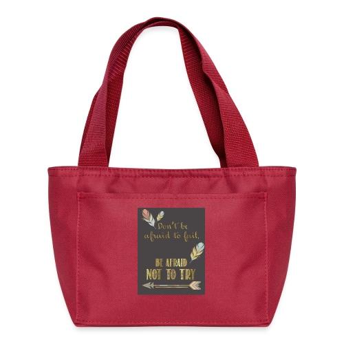 Follow dreams - Lunch Bag