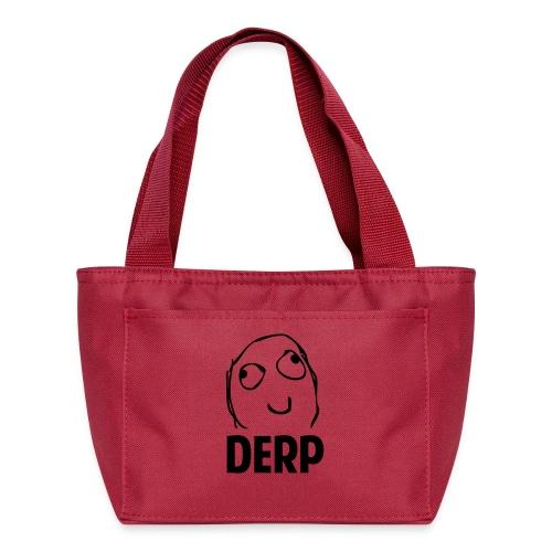 Derp - Lunch Bag